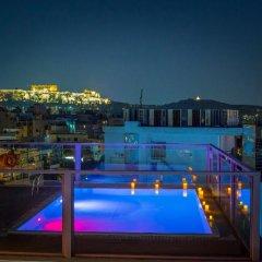 Отель Novus City Hotel Греция, Афины - отзывы, цены и фото номеров - забронировать отель Novus City Hotel онлайн приотельная территория