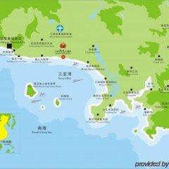 Отель Grand Soluxe Hotel & Resort, Sanya Китай, Санья - отзывы, цены и фото номеров - забронировать отель Grand Soluxe Hotel & Resort, Sanya онлайн приотельная территория
