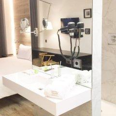 Отель Best Western Plus Hotel Alfa Aeropuerto Испания, Барселона - 12 отзывов об отеле, цены и фото номеров - забронировать отель Best Western Plus Hotel Alfa Aeropuerto онлайн ванная