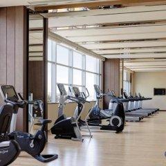 Отель Langham Place Xiamen фитнесс-зал фото 3
