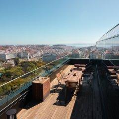 Отель InterContinental Lisbon бассейн фото 3