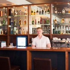 Отель Skyport Обь гостиничный бар