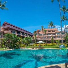 Отель Aloha Resort бассейн фото 2