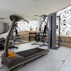 Отель Cosmos Cali фитнесс-зал фото 3