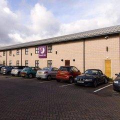 Отель Premier Inn Manchester - Cheadle парковка