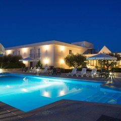 Hotel Ramapendula Альберобелло бассейн фото 2