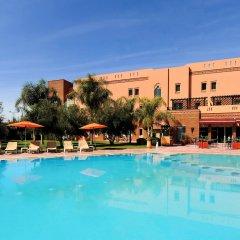 ibis Marrakech Palmeraie Hotel бассейн