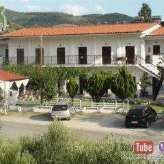 Отель Perix House Греция, Ситония - отзывы, цены и фото номеров - забронировать отель Perix House онлайн парковка