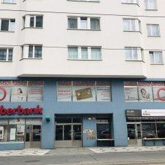 Отель Queens 7 Apartments Чехия, Прага - отзывы, цены и фото номеров - забронировать отель Queens 7 Apartments онлайн вид на фасад