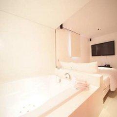 Отель Pop Jongno Южная Корея, Сеул - отзывы, цены и фото номеров - забронировать отель Pop Jongno онлайн ванная