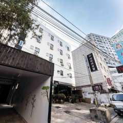 Отель Shire Inn Южная Корея, Сеул - отзывы, цены и фото номеров - забронировать отель Shire Inn онлайн парковка
