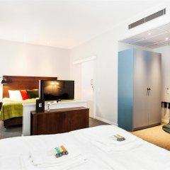 Отель Elite Hotel Ideon, Lund Швеция, Лунд - отзывы, цены и фото номеров - забронировать отель Elite Hotel Ideon, Lund онлайн комната для гостей фото 3