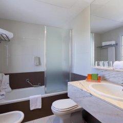 Отель Menorca Patricia Испания, Сьюдадела - отзывы, цены и фото номеров - забронировать отель Menorca Patricia онлайн ванная фото 2