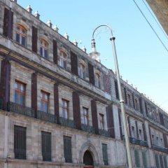 Hotel Amigo Zocalo Мехико