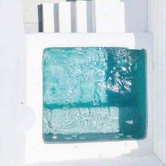Отель Auntie's Villas Греция, Остров Санторини - отзывы, цены и фото номеров - забронировать отель Auntie's Villas онлайн ванная