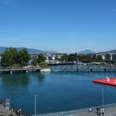 Отель The Ambassador Швейцария, Женева - отзывы, цены и фото номеров - забронировать отель The Ambassador онлайн приотельная территория