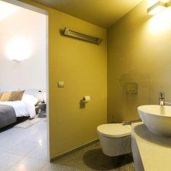 Отель B&B Contrast ванная