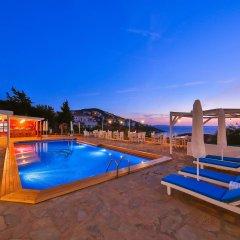 Mavilim Турция, Патара - отзывы, цены и фото номеров - забронировать отель Mavilim онлайн бассейн