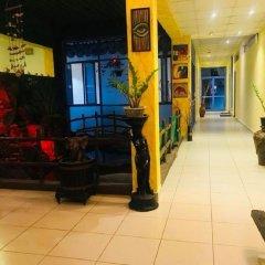 Отель New Wadduwa Beach Resort интерьер отеля фото 2