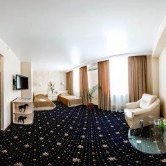 Парк-отель Новый век Энгельс комната для гостей фото 3
