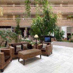 Отель Granada Center Hotel Испания, Гранада - 1 отзыв об отеле, цены и фото номеров - забронировать отель Granada Center Hotel онлайн интерьер отеля фото 3