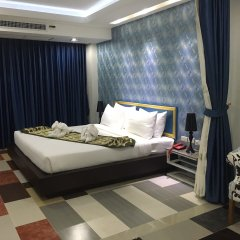 Pratunam Casa Hotel Бангкок комната для гостей фото 2