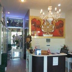 Отель J Sweet Dream Boutique Patong интерьер отеля фото 2