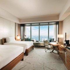 Отель Conrad Tokyo Япония, Токио - отзывы, цены и фото номеров - забронировать отель Conrad Tokyo онлайн комната для гостей фото 3