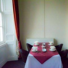 Отель York House B&B Великобритания, Эдинбург - отзывы, цены и фото номеров - забронировать отель York House B&B онлайн комната для гостей фото 5