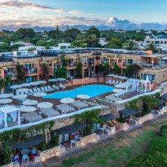 Отель Eden Binibeca Club бассейн