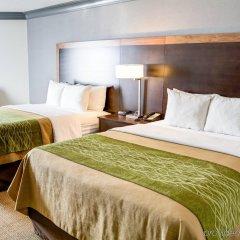 Отель Comfort Inn And Suites Near Universal Studios Лос-Анджелес комната для гостей фото 3