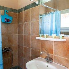 Отель Domenico Hotel Греция, Корфу - отзывы, цены и фото номеров - забронировать отель Domenico Hotel онлайн ванная