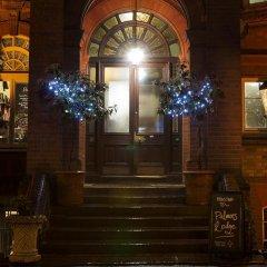 Отель Palmers Lodge Swiss Cottage Лондон развлечения