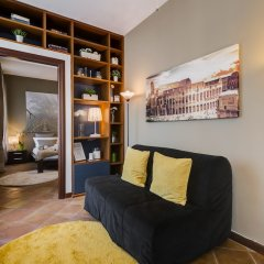 Апартаменты Rome Vacation Apartments Рим комната для гостей фото 5