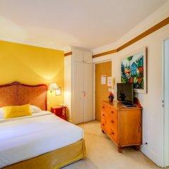 Hotel Villa Escudier Булонь-Бийанкур комната для гостей фото 2