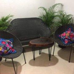 Отель Hostel Inn Cancun Мексика, Канкун - отзывы, цены и фото номеров - забронировать отель Hostel Inn Cancun онлайн интерьер отеля фото 2