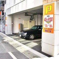 Отель Picolo Hakata Хаката парковка