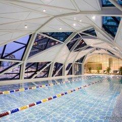 Отель Ascott Raffles City Beijing Китай, Пекин - отзывы, цены и фото номеров - забронировать отель Ascott Raffles City Beijing онлайн бассейн