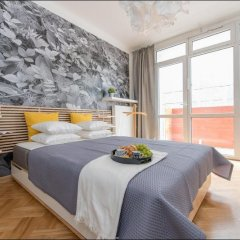 Отель P&O Apartments Galeria Bracka Польша, Варшава - отзывы, цены и фото номеров - забронировать отель P&O Apartments Galeria Bracka онлайн комната для гостей фото 5