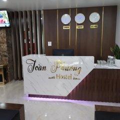 Toan Phuong Hostel интерьер отеля фото 3