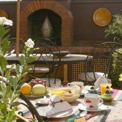 Отель Riad Villa Harmonie Марокко, Марракеш - отзывы, цены и фото номеров - забронировать отель Riad Villa Harmonie онлайн питание фото 2