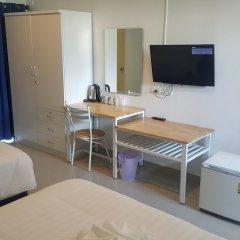Отель 2BEDTEL Бангкок удобства в номере