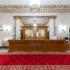 Легендарный Отель Советский интерьер отеля фото 4