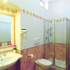 Hotel Pedraladda Кастельсардо ванная