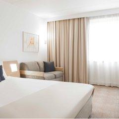 Отель Novotel Antwerpen Бельгия, Антверпен - 1 отзыв об отеле, цены и фото номеров - забронировать отель Novotel Antwerpen онлайн комната для гостей фото 3
