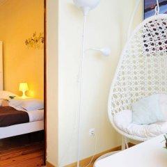 Lisboa Central Hostel комната для гостей фото 5