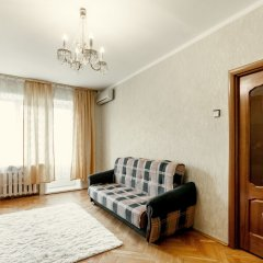 Апартаменты Apartment Nice Arbat комната для гостей фото 2