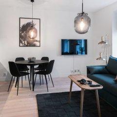 Отель Frogner House Apart - Helgesens gate 1 Норвегия, Осло - отзывы, цены и фото номеров - забронировать отель Frogner House Apart - Helgesens gate 1 онлайн комната для гостей фото 3