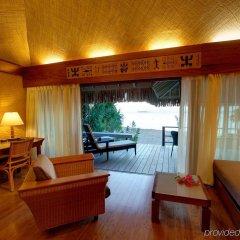 Отель InterContinental Resort and Spa Moorea комната для гостей фото 2