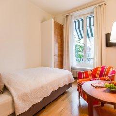 Отель Seegarten Swiss Quality Hotel Швейцария, Цюрих - 1 отзыв об отеле, цены и фото номеров - забронировать отель Seegarten Swiss Quality Hotel онлайн комната для гостей